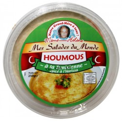 HOUMOUS TUNISIEN SAUCE...