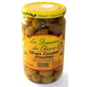OLIVES CASSEES AOUAMES...