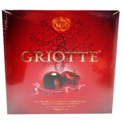 GRIOTTES CERISE LIQUEUR...
