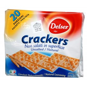 CRACKERS  ITALIEN NON SALE...