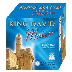 KING DAVID MATZOTS IHOUD...
