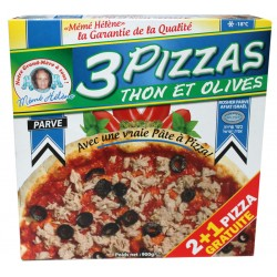 PIZZA THON/OLIVE 2+1...