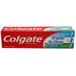 COLGATE DENTIFRICE TRIPLE...