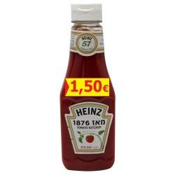 HEINZ KETCHUP 342GR X10 KF...