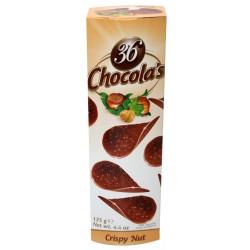 36 CHOCOLAT'S NOISETTE...