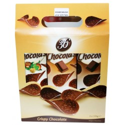 36 CHOCOLA'S ASSORTIS 375GR...