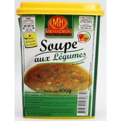 SOUPE 400 GR MH MEHADRIN...