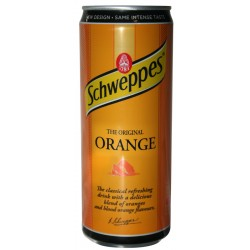 CANNETTE SHWEPPES ORANGE...