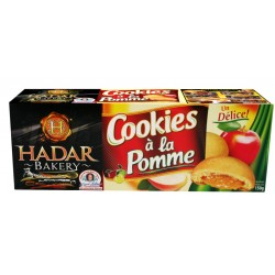 COOKIES FOURRES POMME 150GR...