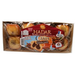 CAKES FOURRÉS A LA CRÈME...