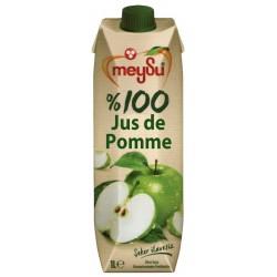 100% PUR JUS DE POMME 1L...