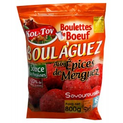 BOULAGUEZ DE VIANDE 800GR...