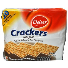 CRACKERS ITALIEN INTEGRAL...
