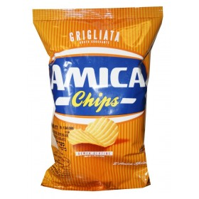 CHIPS GAUFRES 50GR X24...