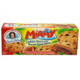 MIAMY CHOCO NOISETTE 160GR...