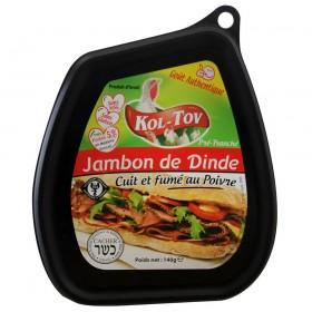 140GR JAMBON DE DINDE AUX...