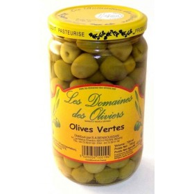 OLIVES VERTES 720CL X6...